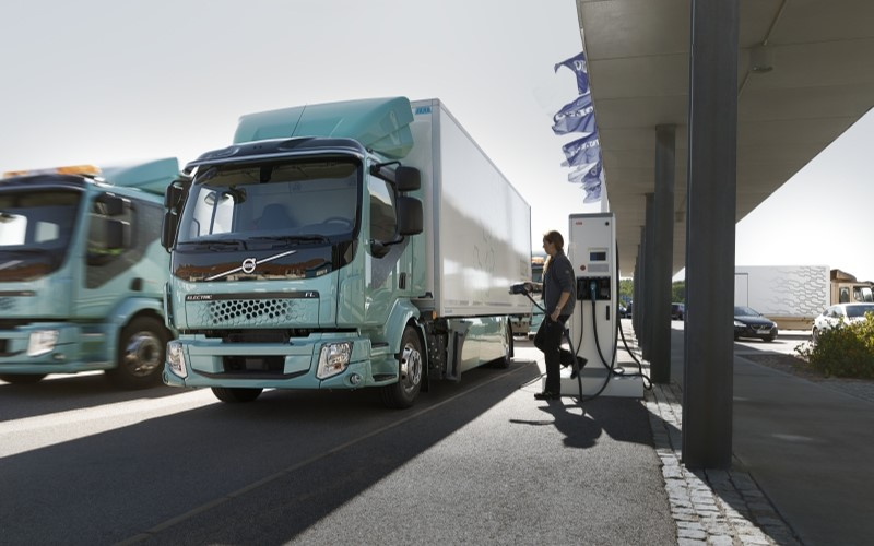Volvo Truck, AUTORECHARGE
